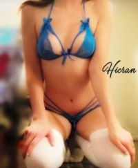 Hicran Female escorts Turkey