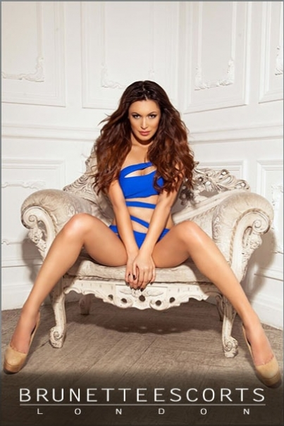 Gabrielle High Class Brunette Escort Female escorts United Kingdom